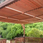 Pergola With Adjustable Louvers 2